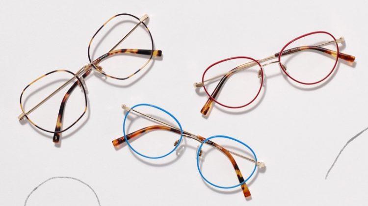 Warby Parker Windsor glasses collection