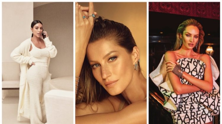 Week in Review | Candice Swanepoel's New Cover, Gisele Bundchen for Vivara, Kim Kardashian in SKIMS + More