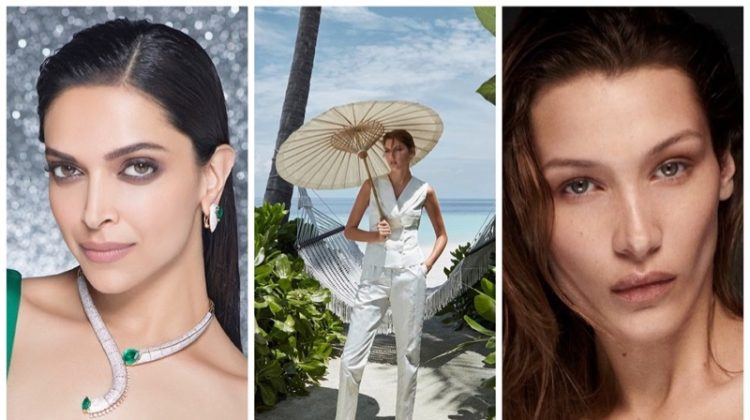 Week in Review | Valery Kaufman's New Cover, Bella Hadid in Calvin Klein, Deepika Padukone for Tanishq + More