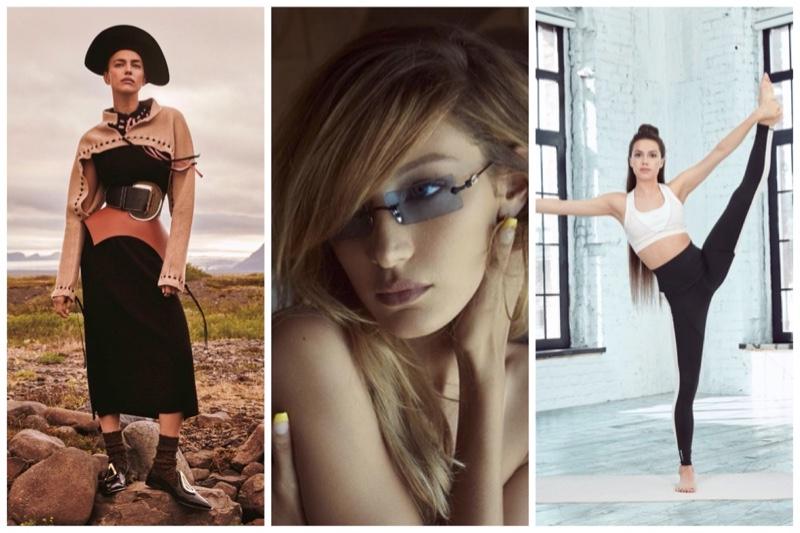Week in Review | Irina Shayk's New Cover, Bella Hadid for Chrome Hearts, Alina Zagitova in PUMA + More