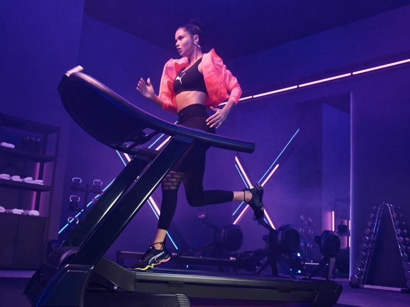 Adriana Lima stars in PUMA Zone XT campaign