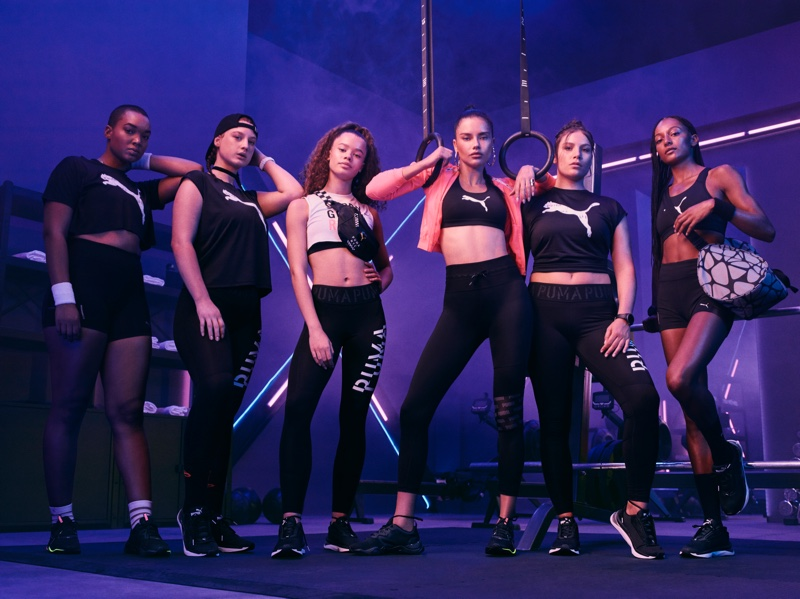 PUMA unveils Zone XT campaign with Adriana Lima