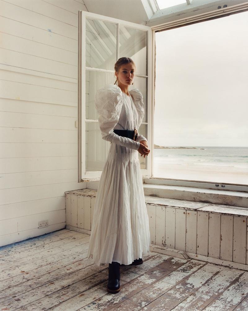 Alexander McQueen unveils spring-summer 2020 campaign
