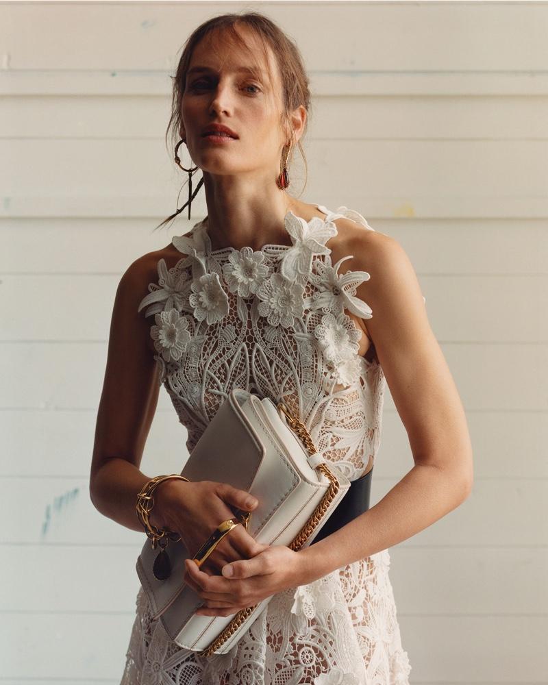 Jamie Hawkesworth photographs Alexander McQueen spring-summer 2020 campaign