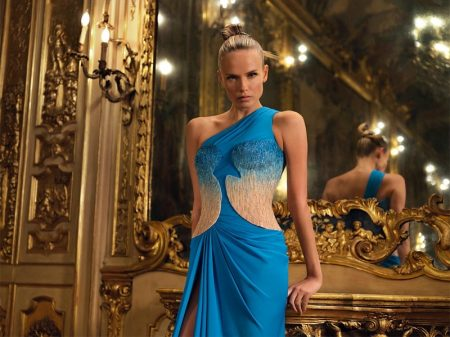 Atelier Versace Wows With Spring 2020 Collection