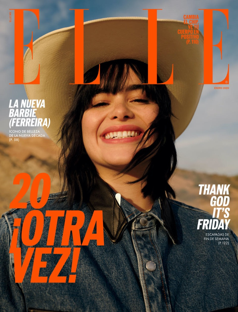 Barbie Ferreira Hits the Road for ELLE Mexico