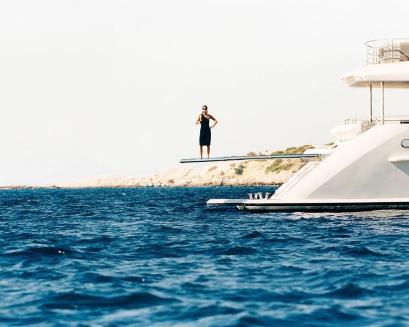 Tyrone Lebon photographs Bottega Veneta spring-summer 2020 campaign