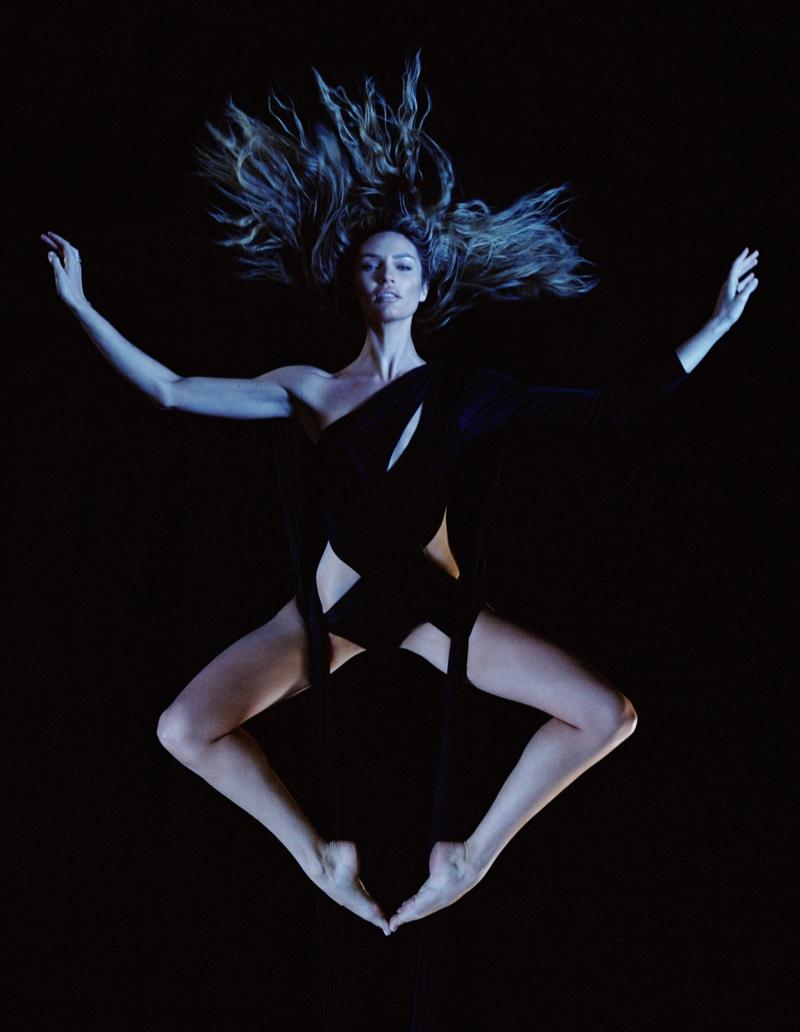 October – Libra (Candice Swanepoel). Photo: Brianna Capozzi