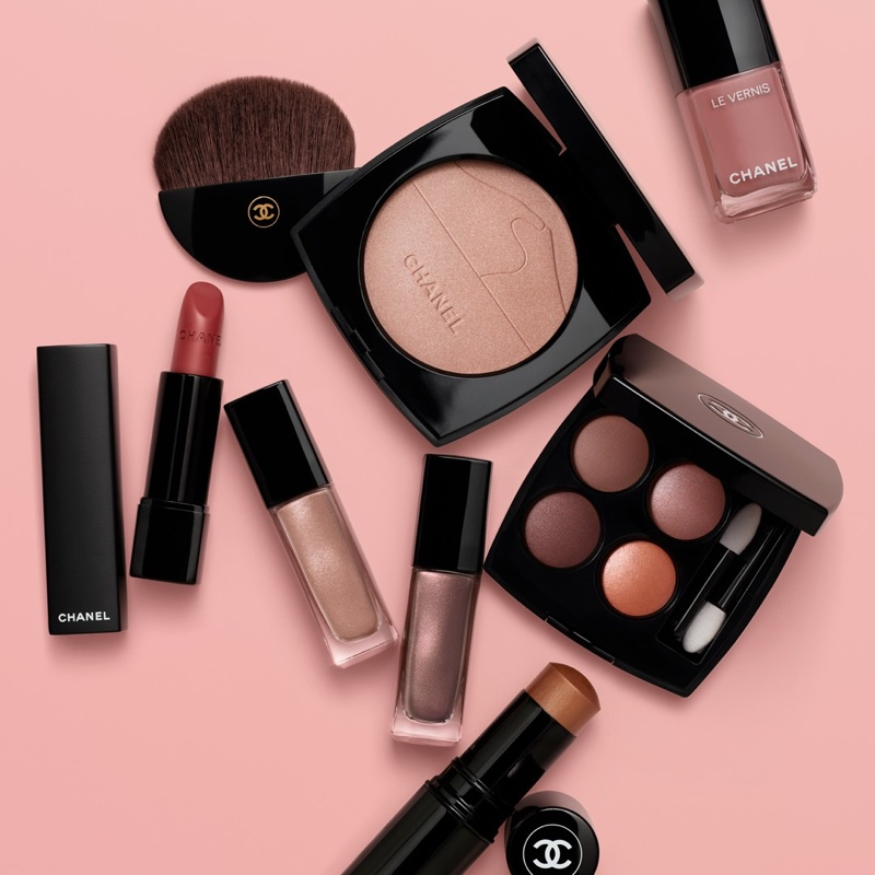 Items from Chanel Beauty's spring-summer 2020 collection