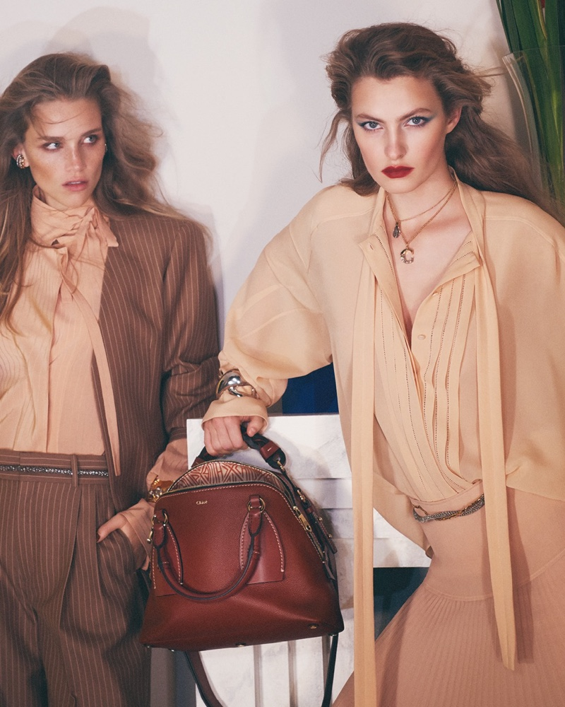 Chloe unveils spring-summer 2020 campaign