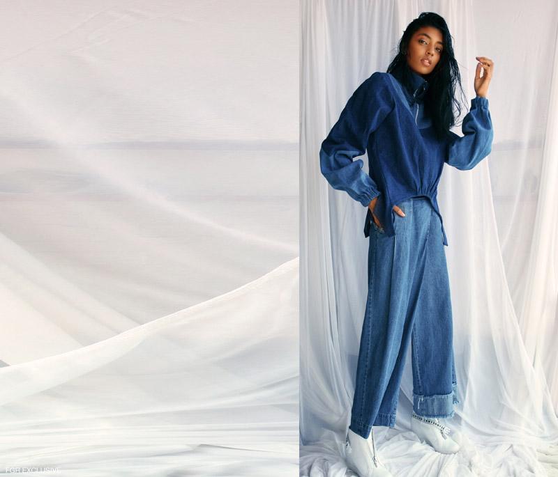 Top Rosh, Pants Madison on Peddar and Boots DKNY. Photo: Kay Sukumar