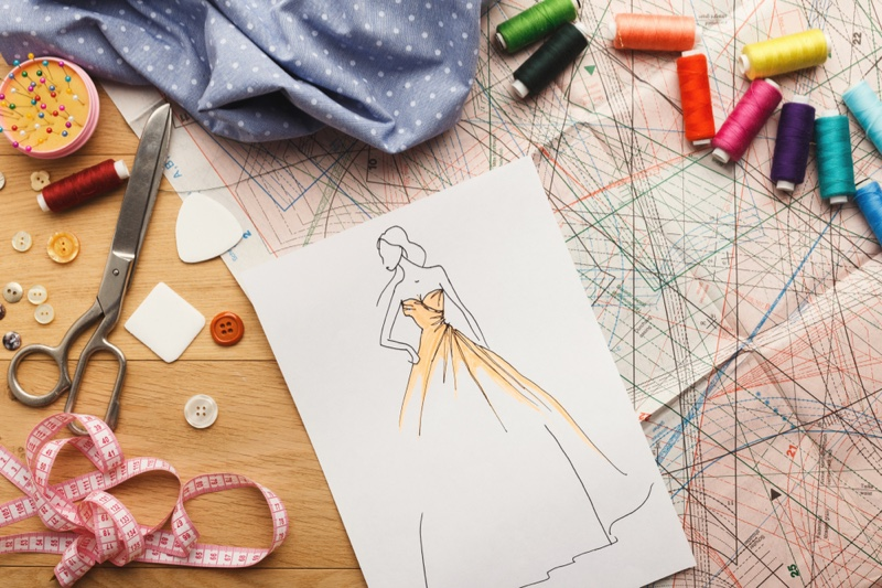 Fashion Design As A Hobby 3 Tips To Get You Started Fashion Gone Rogue