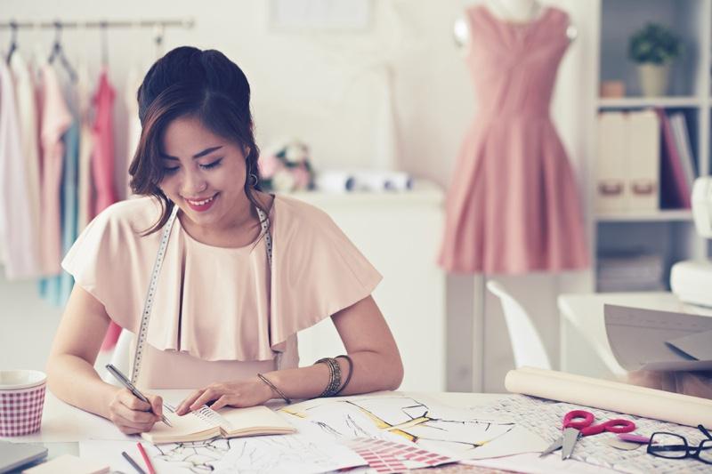 Designer Pink Dress Studio