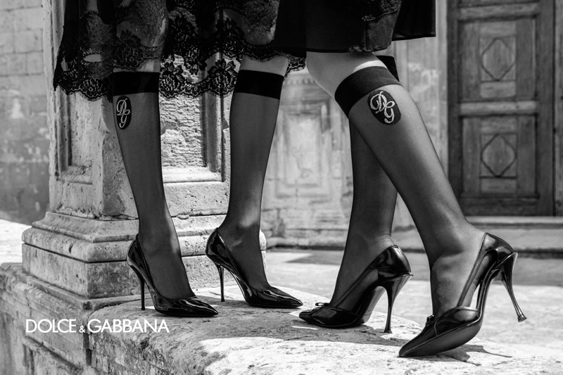 Heels take the spotlight in Dolce & Gabbana spring-summer 2020 campaign