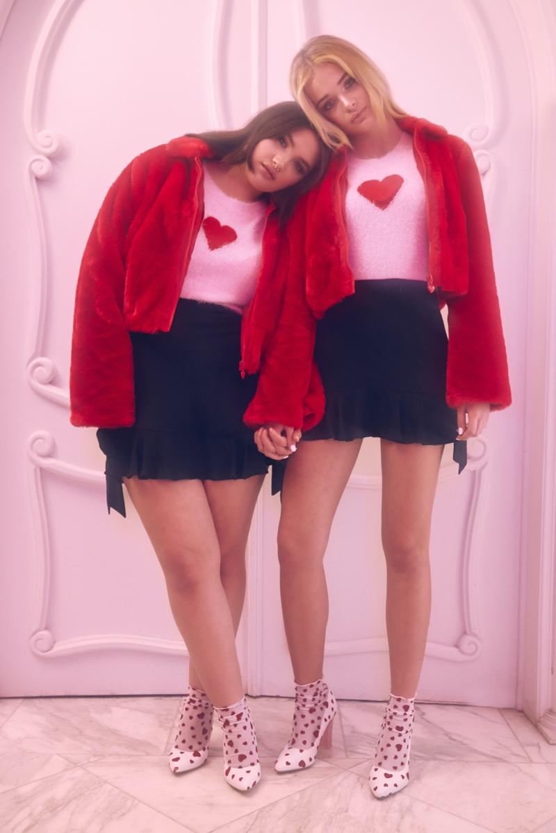 Dolls Kill unveils Sugar Thrillz collection for Valentine's Day 2020