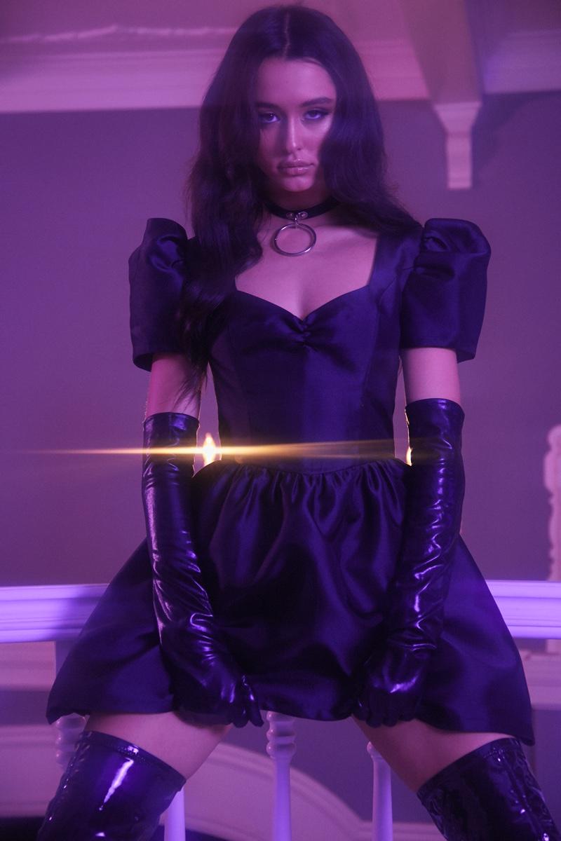 Dolls Kill Tender Adieu Babydoll Dress