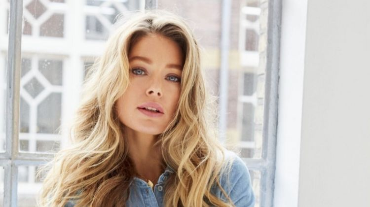 Doutzen Kroes stars in Only spring-summer 2020 campaign