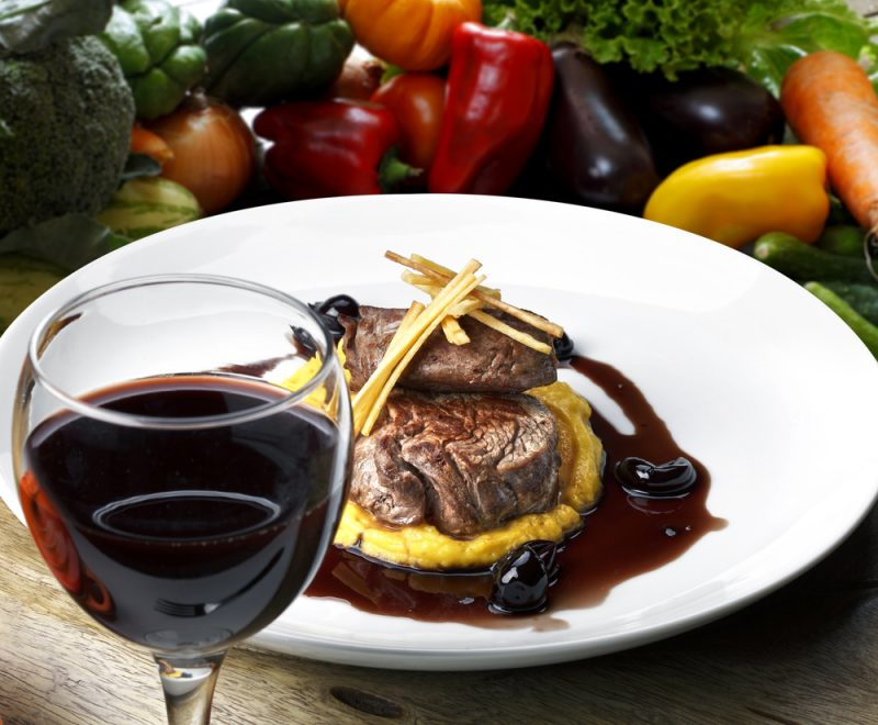 Filet Mignon Wine