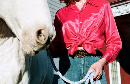 Gucci is All About Horses for Spring 2020 Campaign