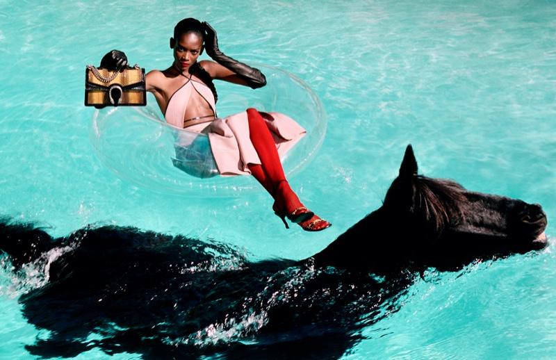Yorgos Lanthimos photographs Gucci spring-summer 2020 campaign