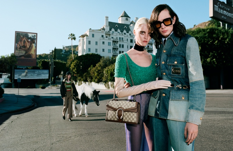 Gucci unveils spring-summer 2020 campaign