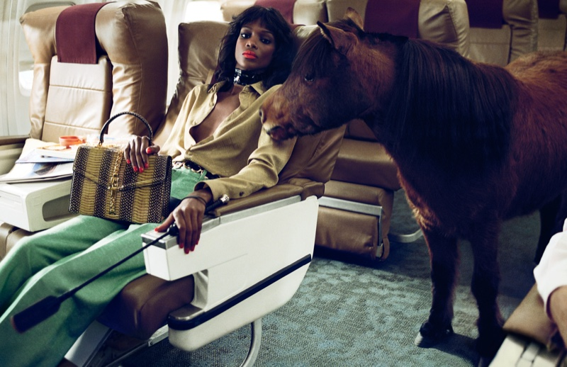 Gucci launches spring-summer 2020 campaign