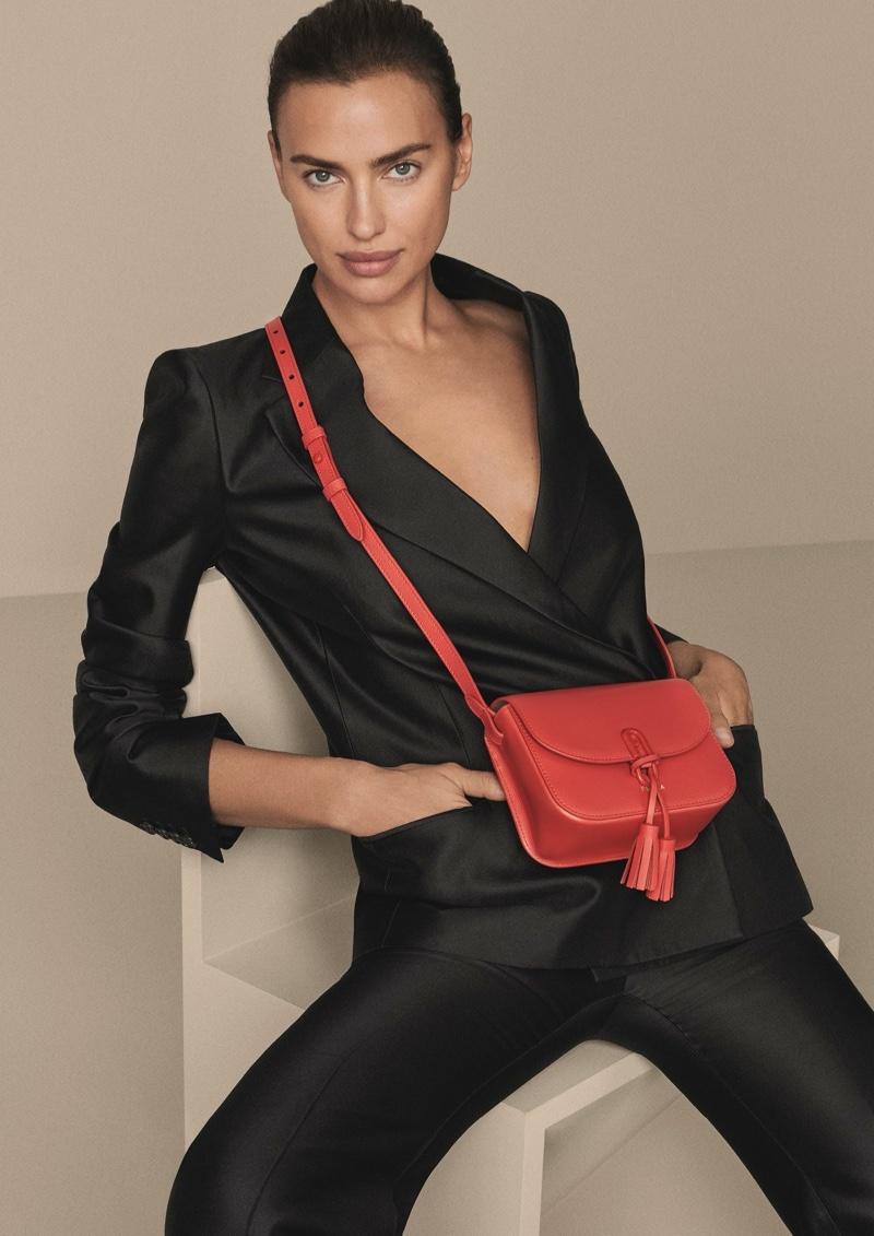 Supermodel Irina Shayk fronts Furla spring-summer 2020 campaign