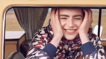 Isabella Molloy Takes a Stylish Road Trip for Make Magazine