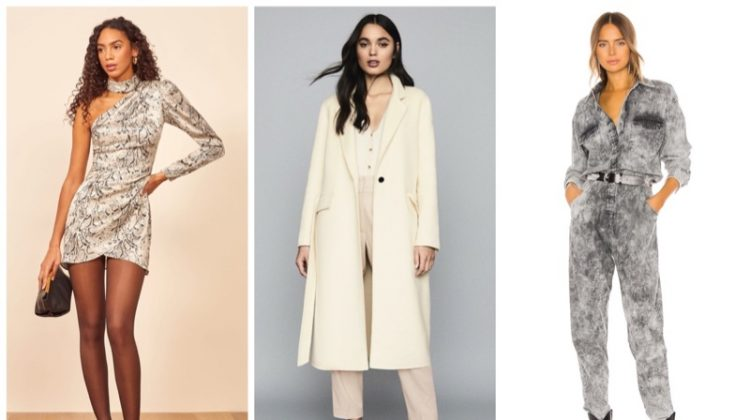 January 2020 shopping style guide