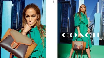 Jennifer Lopez stars in Coach spring-summer 2020 campaign
