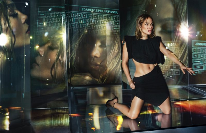 Versace taps Jennifer Lopez for spring-summer 2020 campaign