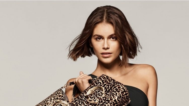 Kaia Gerber stars in Jimmy Choo spring-summer 2020 campaign