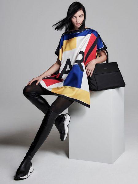 Karl Lagerfeld unveils spring-summer 2020 campaign