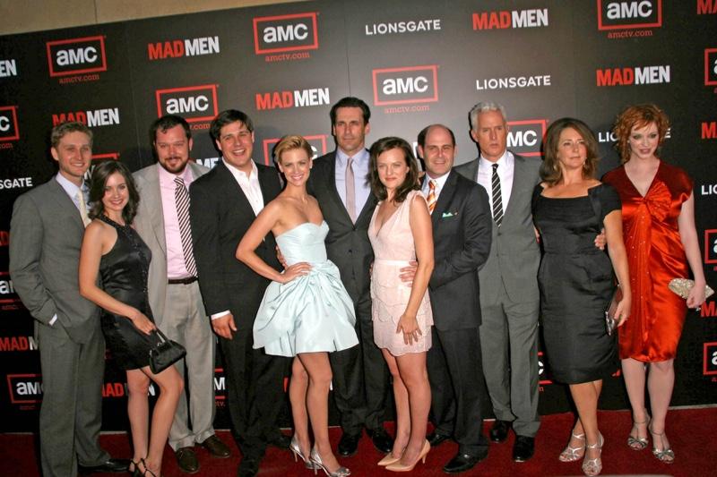 Mad Men Season 2 Premiere Cast