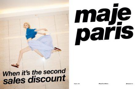Fernanda, Faith & Mag Takes On Memes for Maje Spring 2020 Campaign