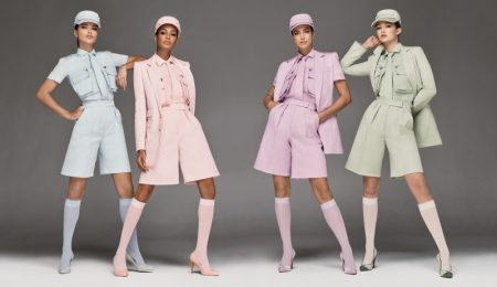 Pastel colors stand out for Max Mara spring-summer 2020 campaign