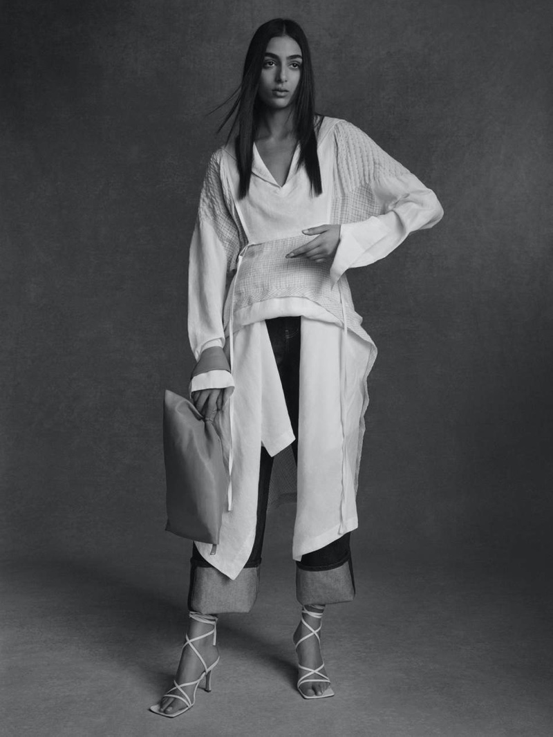 Nora Attal Embraces the New Neutrals for PORTER Edit
