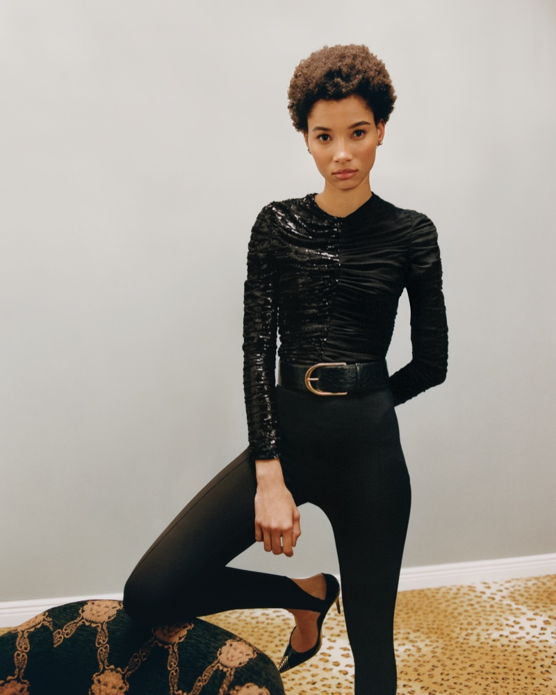 Lineisy Montero appears in Nordstrom spring-summer 2020 campaign