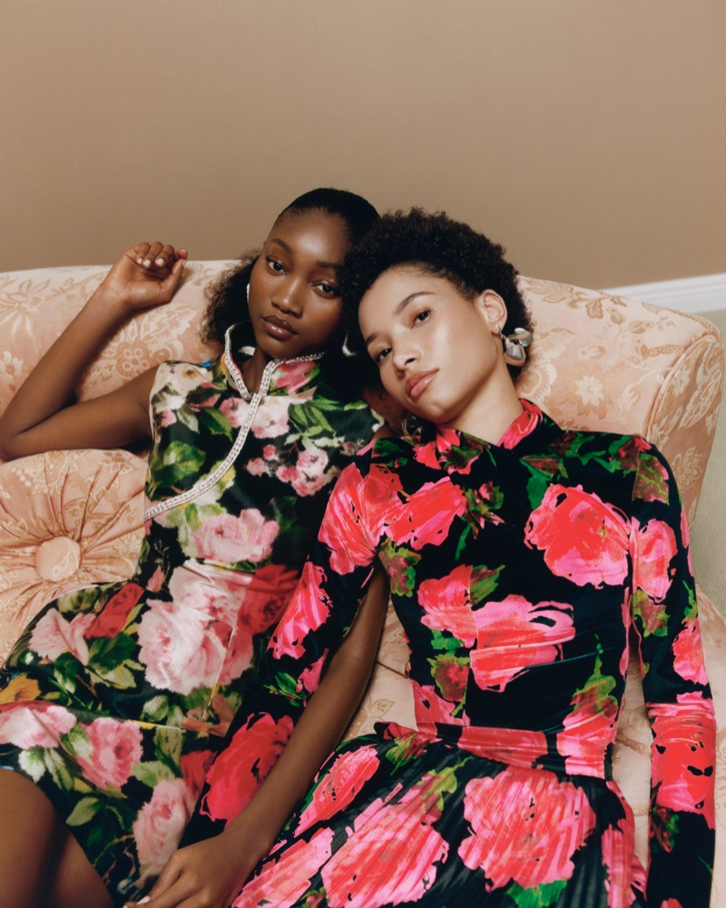 An image from Nordstrom's spring 2020 advertising campaign
