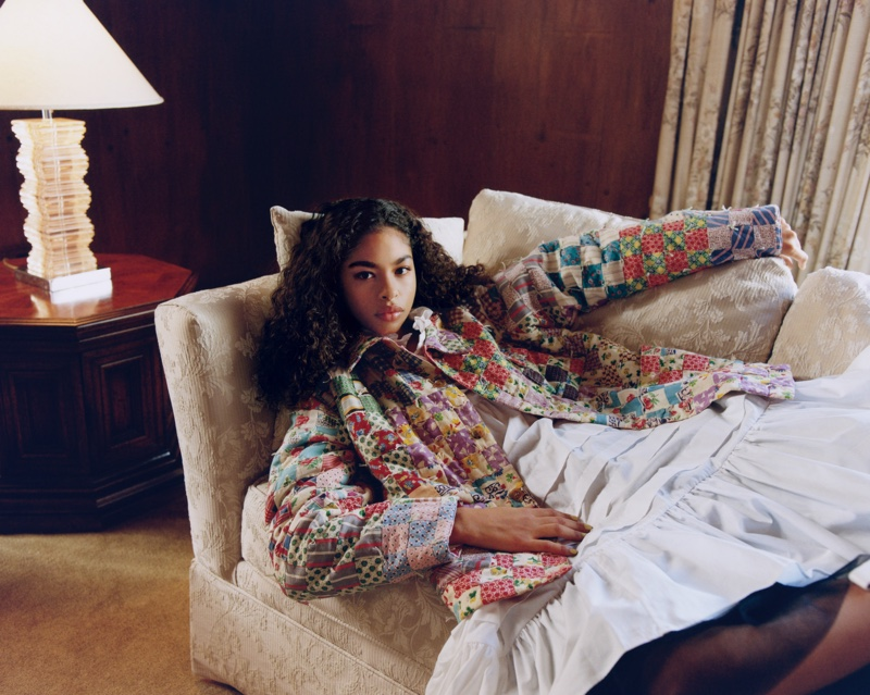 Zoe Thaets stars in Nordstrom spring-summer 2020 campaign