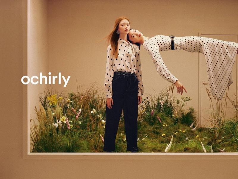 Ochirly unveils spring-summer 2020 campaign