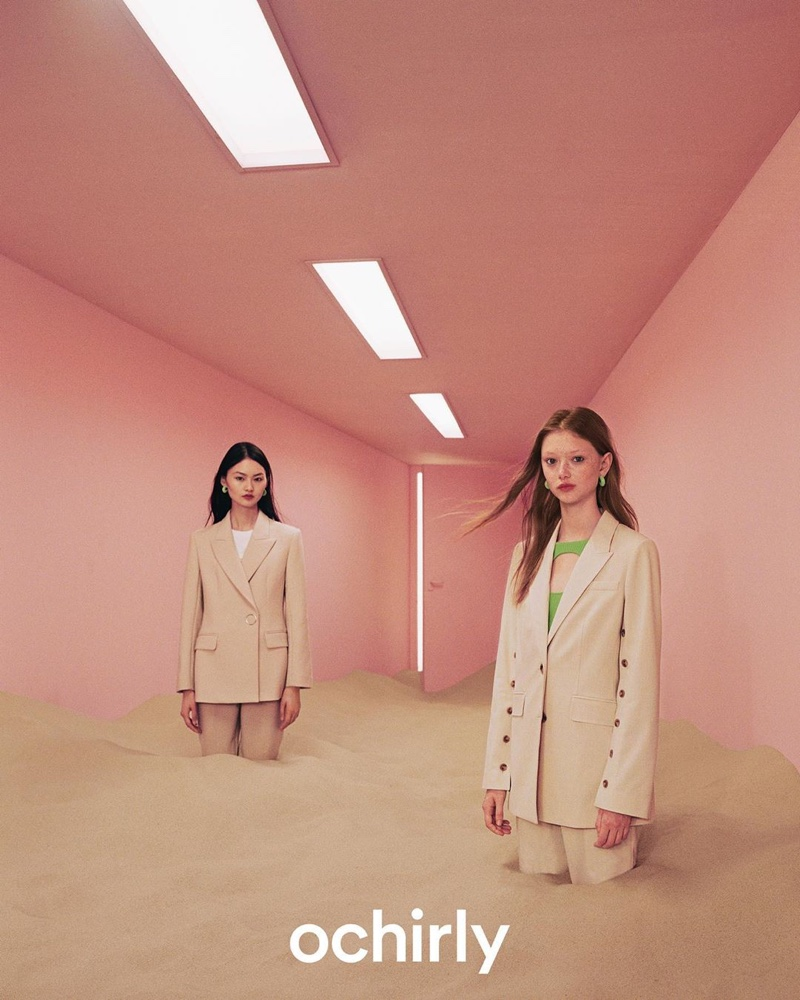 Ochirly gets surreal with spring-summer 2020 campaign