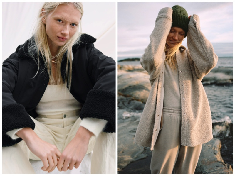 & Other Stories unveils pre-spring 2021 styles.