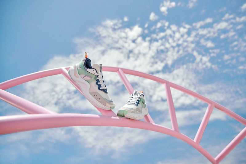 A look at PUMA's Rise sneaker