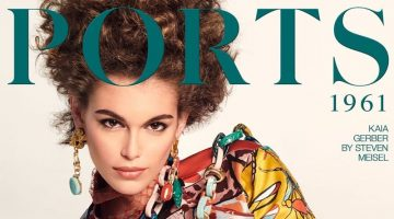 Kaia Gerber stars in Ports 1961 spring-summer 2020 campaign
