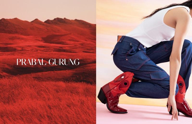 Prabal Gurung unveils spring-summer 2020 campaign