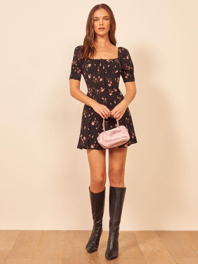Reformation Elli Dress $218