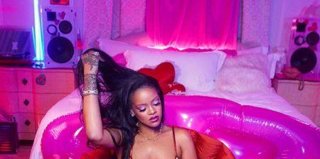 Rihanna stars in Savage x Fenty x Adam Selman campaign
