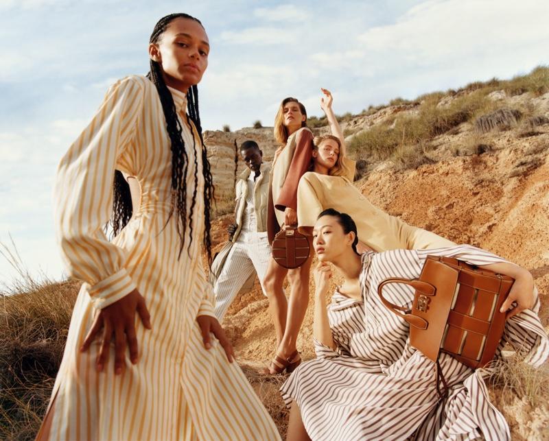 Salvatore Ferragamo launches spring-summer 2020 campaign