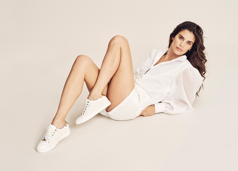 XTI Shoes taps Sara Sampaio for spring-summer 2020 campaign